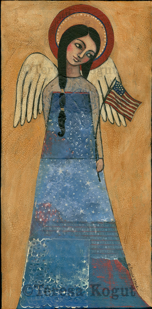 3984-Americana Angel