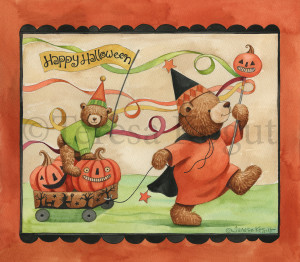 3321- Its Halloween