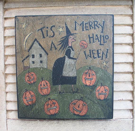 Tis a Merry Halloween