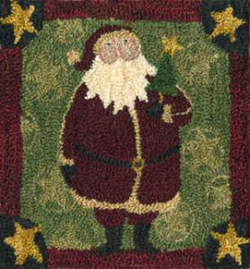 PN038-Starry Santa