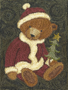 PN073-Santas Bear