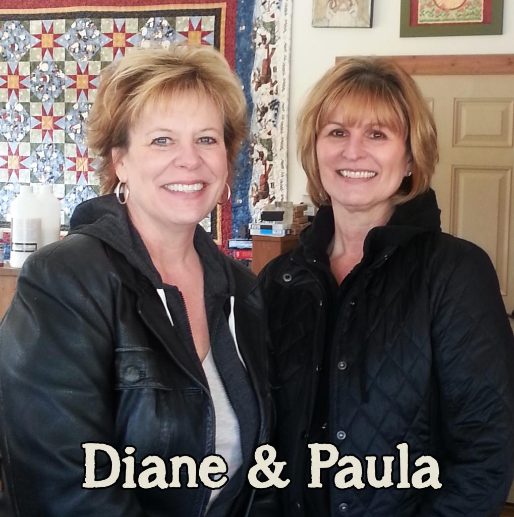 Diane & Paula 2