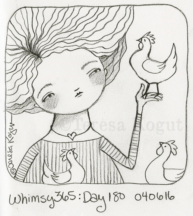whimsy 365 day 180 040616