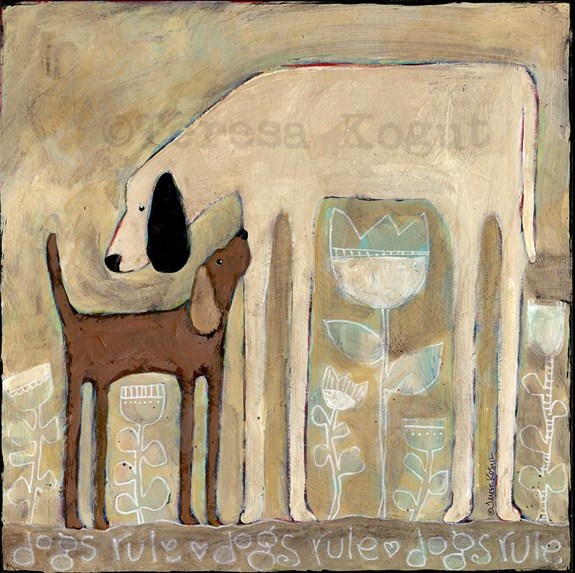4225 - Dogs Rule